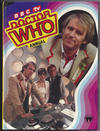 Cover for The Dr Who Annual (World Distributors, 1965 series) #1984