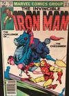 Cover for Iron Man (Marvel, 1968 series) #163 [Canadian]