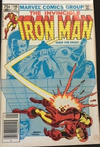 Cover for Iron Man (Marvel, 1968 series) #166 [Canadian]