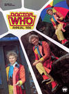 Cover for The Dr Who Annual (World Distributors, 1965 series) #1986