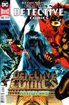 Cover for Detective Comics (DC, 2011 series) #981