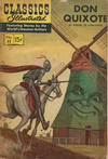 Cover for Classics Illustrated (Gilberton, 1947 series) #11 [HRN 167] - Don Quixote [First Painted Cover]