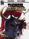 Cover for Pandora (NORMA Editorial, 1989 series) #42 - Thorgal. La isla de los mares helados