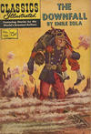Cover for Classics Illustrated (Gilberton, 1947 series) #126 - The Downfall [HRN 167]