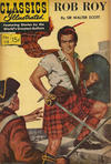 Cover for Classics Illustrated (Gilberton, 1947 series) #118 - Rob Roy [HRN 167]