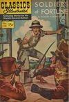 Cover for Classics Illustrated (Gilberton, 1947 series) #119 [O] - Soldiers of Fortune [HRN 166]