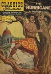 Cover for Classics Illustrated (Gilberton, 1947 series) #120 - The Hurricane [HRN 166]