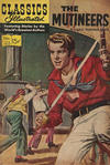 Cover for Classics Illustrated (Gilberton, 1947 series) #122 [O] - The Mutineers [HRN 167]