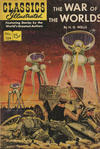Cover for Classics Illustrated (Gilberton, 1947 series) #124 [O] - The War of the Worlds [HRN 167]