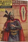 Cover for Classics Illustrated (Gilberton, 1947 series) #128 [O] - Macbeth [HRN 167]