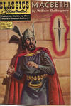 Cover for Classics Illustrated (Gilberton, 1947 series) #128 [O] - Macbeth [HRN 167]