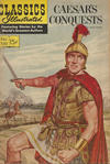 Cover for Classics Illustrated (Gilberton, 1947 series) #130 - Caesar's Conquests [HRN 149]