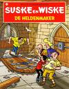 Cover for Suske en Wiske (Standaard Uitgeverij, 1967 series) #338 - De heldenmaker