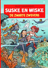 Cover for Suske en Wiske (Standaard Uitgeverij, 1967 series) #342 - De zwarte zwevers