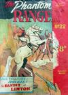 Cover for The Phantom Ranger (Frew Publications, 1948 series) #22