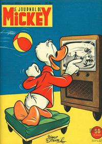 Cover Thumbnail for Le Journal de Mickey (Disney Hachette Presse, 1952 series) #361