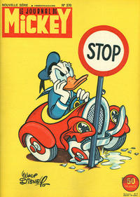 Cover Thumbnail for Le Journal de Mickey (Disney Hachette Presse, 1952 series) #370