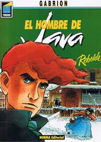 Cover Thumbnail for Pandora (NORMA Editorial, 1989 series) #24 - El hombre de Java. Rebelde
