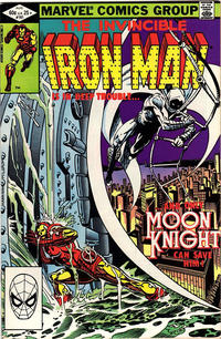 Cover Thumbnail for Iron Man (Marvel, 1968 series) #161 [Direct]