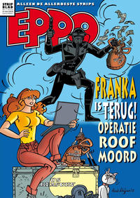 Cover Thumbnail for Eppo Stripblad (Don Lawrence Collection, 2009 series) #11/2018