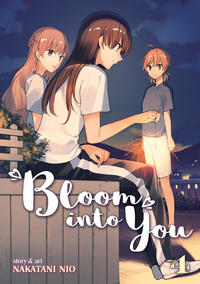 Cover Thumbnail for Bloom into You (Seven Seas Entertainment, 2017 series) #4