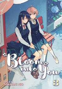 Cover Thumbnail for Bloom into You (Seven Seas Entertainment, 2017 series) #3