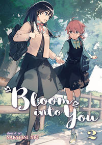 Cover Thumbnail for Bloom into You (Seven Seas Entertainment, 2017 series) #2