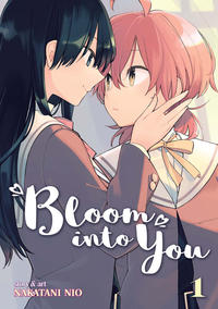 Cover Thumbnail for Bloom into You (Seven Seas Entertainment, 2017 series) #1