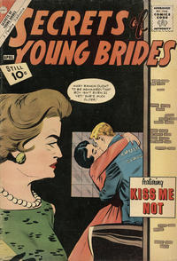 Cover Thumbnail for Secrets of Young Brides (Charlton, 1957 series) #30