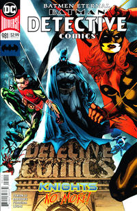 Cover Thumbnail for Detective Comics (DC, 2011 series) #981