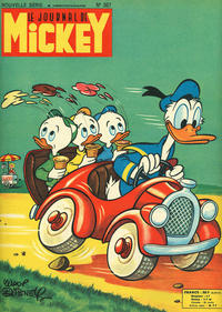 Cover Thumbnail for Le Journal de Mickey (Disney Hachette Presse, 1952 series) #387