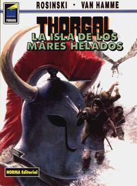 Cover Thumbnail for Pandora (NORMA Editorial, 1989 series) #42 - Thorgal. La isla de los mares helados