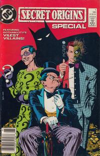 Cover for Secret Origins Special (DC, 1989 series) #1 [Direct]