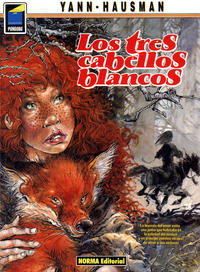 Cover Thumbnail for Pandora (NORMA Editorial, 1989 series) #44 - Los tres cabellos blancos