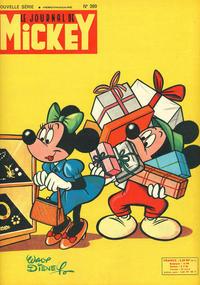 Cover Thumbnail for Le Journal de Mickey (Disney Hachette Presse, 1952 series) #399