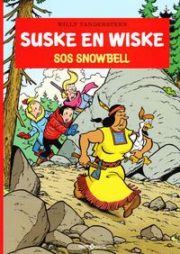 Cover Thumbnail for Suske en Wiske (Standaard Uitgeverij, 1967 series) #343 - SOS Snowbell