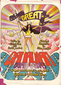Cover Thumbnail for The Great Canadian Comic Books (Peter Martin Associates, 1971 series)