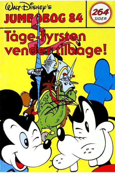 Cover for Jumbobog (Egmont, 1968 series) #84