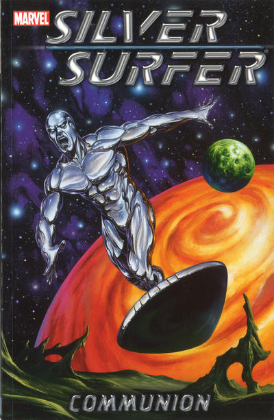 Cover for Silver Surfer: Communion (Marvel, 2004 series)