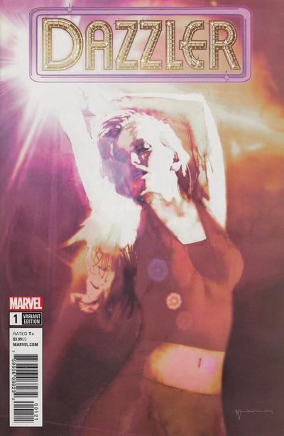 Cover for Dazzler: X-Song (Marvel, 2018 series) #1 [Variant Edition]