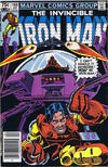 Cover for Iron Man (Marvel, 1968 series) #169 [Canadian]