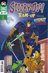 Cover for Scooby-Doo Team-Up (DC, 2014 series) #38