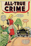 Cover for All True Crime Cases Comics (Bell Features, 1948 series) #31