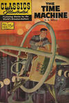 Cover for Classics Illustrated (Gilberton, 1947 series) #133 [O] - The Time Machine [HRN 167]