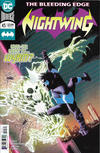 Cover for Nightwing (DC, 2016 series) #45