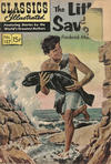 Cover for Classics Illustrated (Gilberton, 1947 series) #137 [O] - The Little Savage [HRN 167]