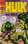 Cover for Hulk (Semic, 1984 series) #7/1985