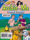 Cover for Archie and Me Comics Digest (Archie, 2017 series) #8