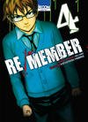 Cover for Re/member (Ki-oon, 2016 series) #4