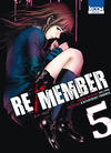 Cover for Re/member (Ki-oon, 2016 series) #5
